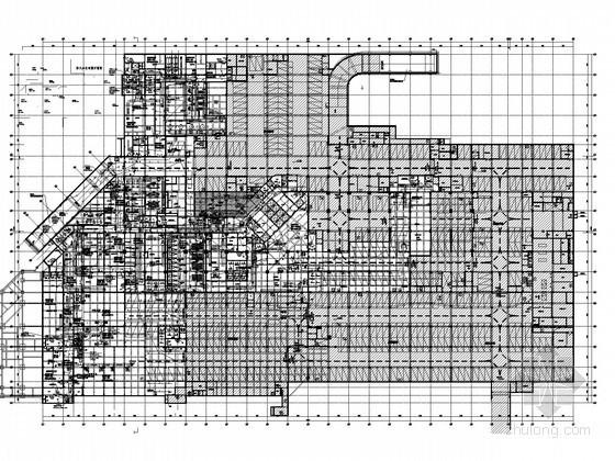 [浙江]15万平大型医院主副楼全套电气施工图纸389张(知名设计院最新编制)
