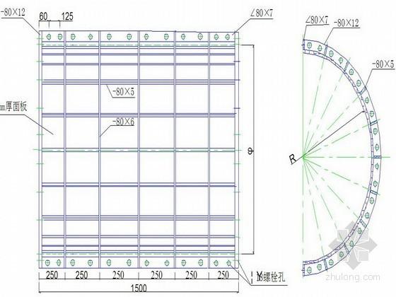 桥梁双柱式圆墩施工方案