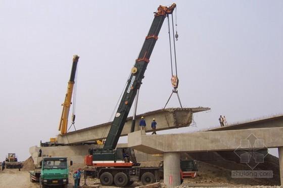 某公路大桥箱梁安装施工方案