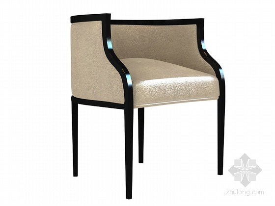 时尚椅子3D模型下载