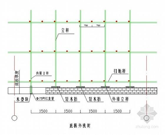 [北京]外脚手架施工方案