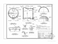 蓄水池施工设计图集