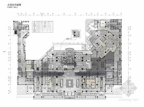 [张家界]知名国际假日酒店超五星級装修设计方案