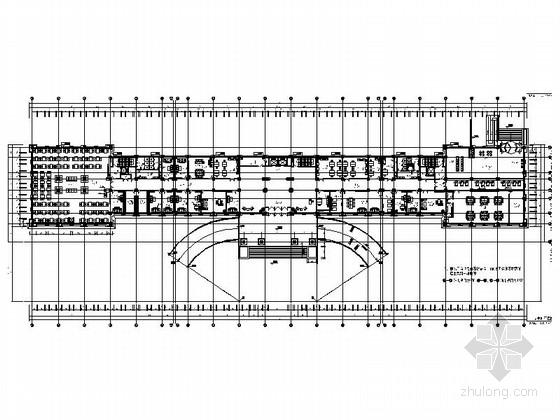 [葫芦岛]现代国家供电系统生产调度综合楼设计概念方案图