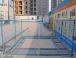 装配定型化塔吊附墙安拆、检修平台