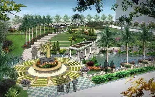 [纯干货]园林景观设计规范——园林人都该知道!_3
