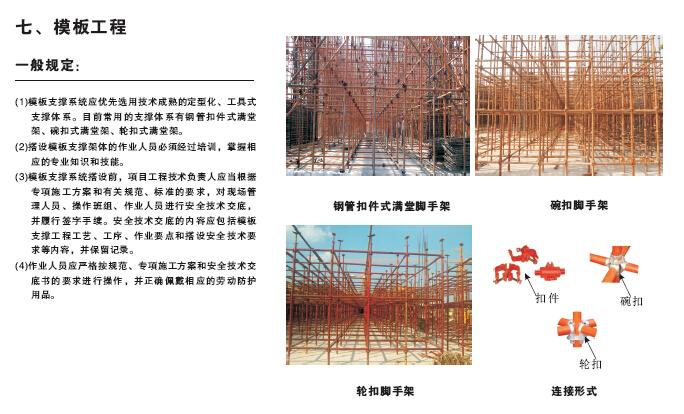 知名企业施工现场安全防护标准化图册(188页,图文并茂)