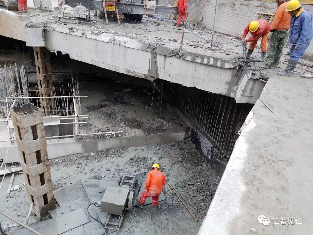 深基坑拆撑:全程实录,难得一见!_42