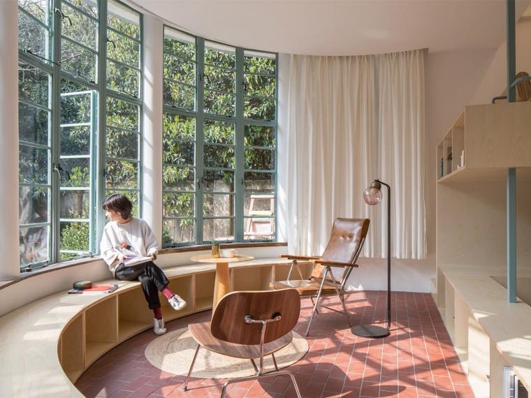 上海半圆厅公寓改造
