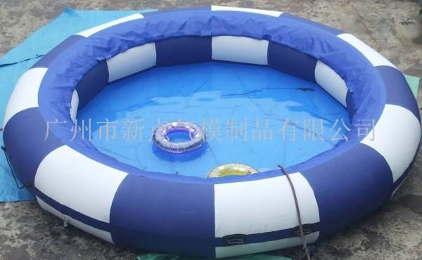 充气游泳池——小型儿童娱乐中心!