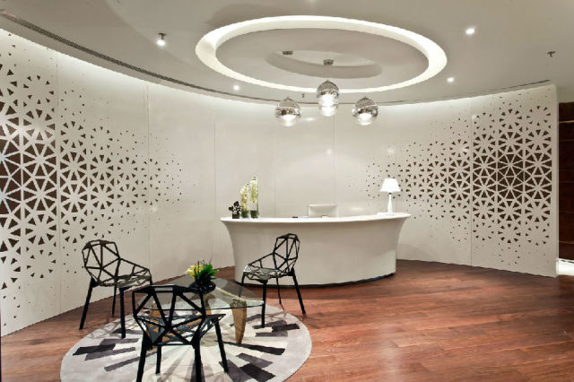 #办公楼#佛山:禅城绿地中心办公楼室内设计_5