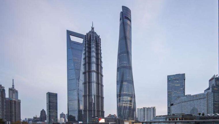 BIM技术在上海中心大厦外幕墙工程中的应用