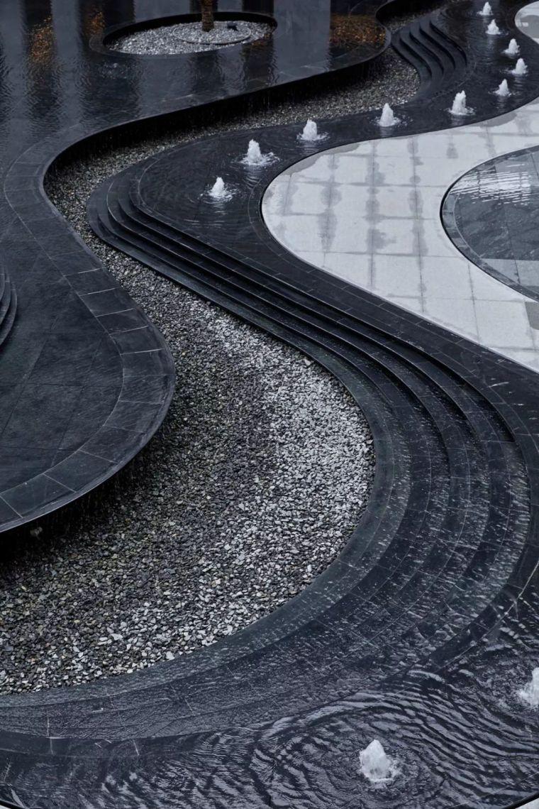 居住区|杭州示范区景观设计项目盘点_22