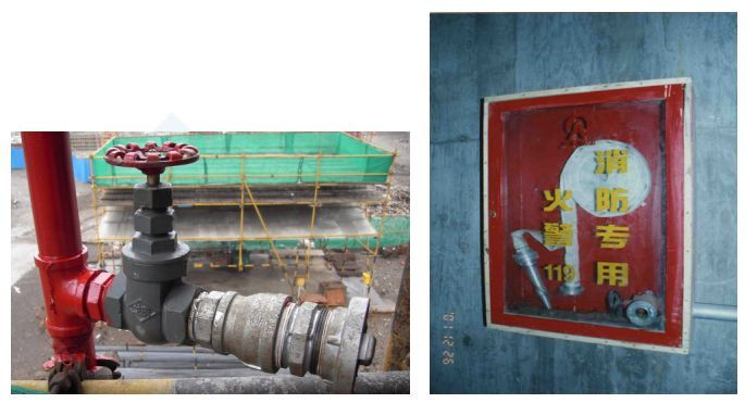 施工现场消防安全专项施工方案!_4