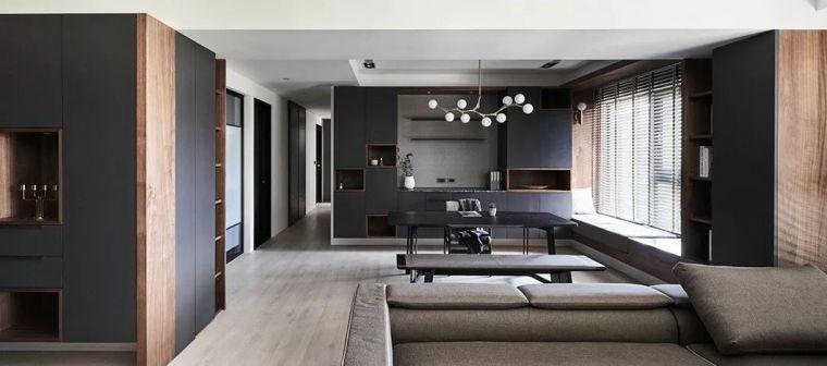 这样的简约风设计,让家更有质感!