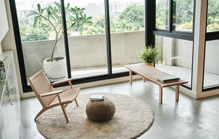 台湾丰富空间感知的居住空间-23