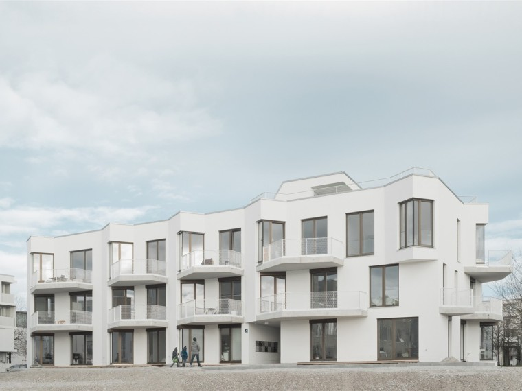 德国可持续绿色的住宅