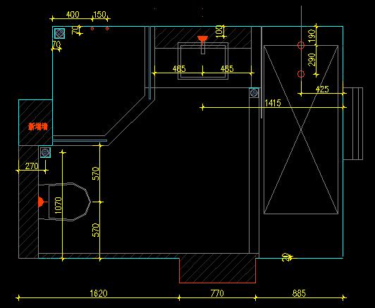 住宅精装修质量控制之防水工程的注意要点_7