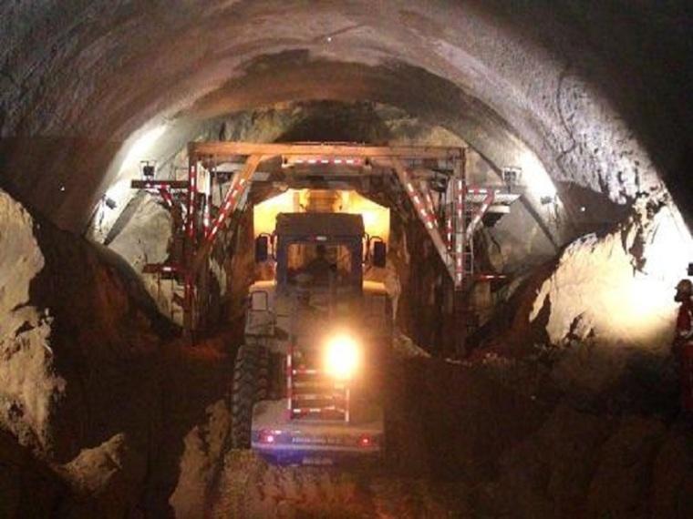 隧道施工阶段安全风险评估报告(共32页)