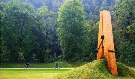 被设计师们玩坏了的园林景观..._1