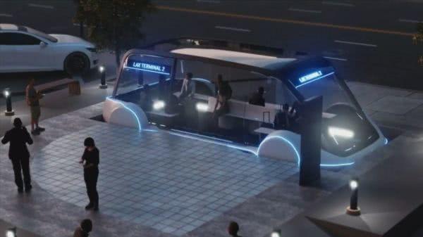 马斯克为洛杉矶道奇体育场修建的地下隧道预计2020年开通_1