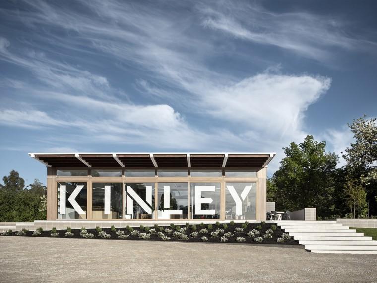 澳大利亚Kinley板球会所
