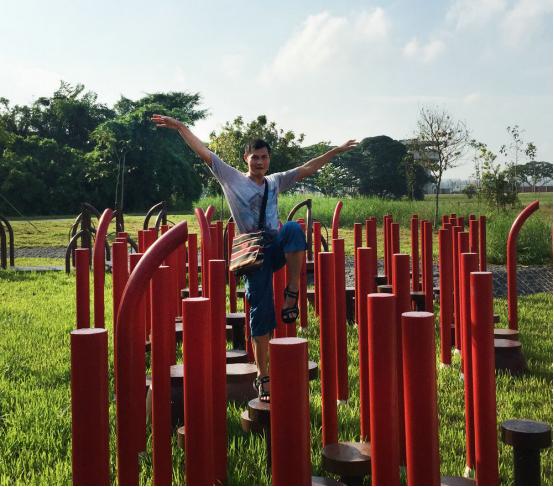 案例分享|新加坡双溪布洛湿地公园景观设计_13