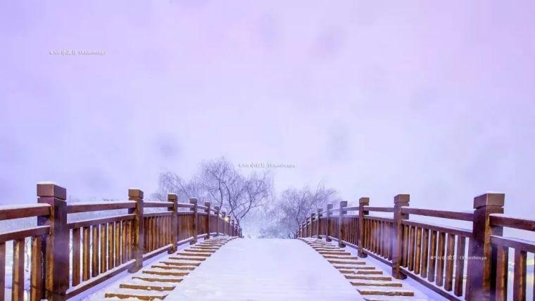 雪景大合集,看看你最喜欢哪里?_60