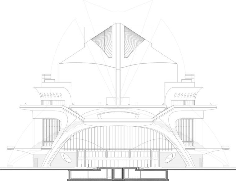 西班牙含苞绽放的瓦伦西亚歌剧院-10