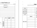 2015土建施工资料全套表格(全国通用)