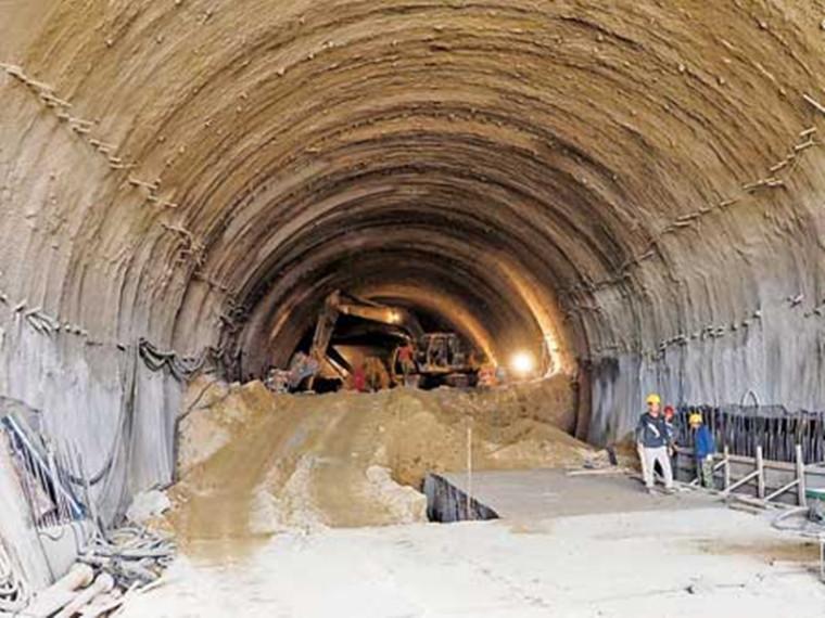 隧道工程单口掘进安全专项施工方案