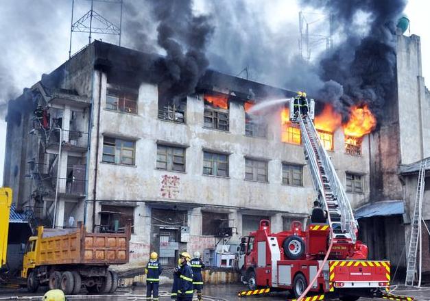 消防工程验收未通过常见原因汇总