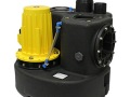 双螺杆泵的工作原理与性能特性
