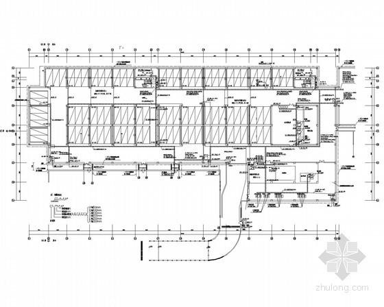 [山东]大型高层商住楼全套电气施工图纸120张(含车库及会所)