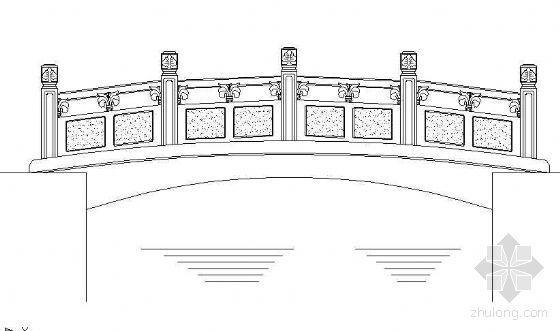 某小拱桥施工大样图