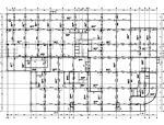 地上单层门式刚架结构仓库结构施工图