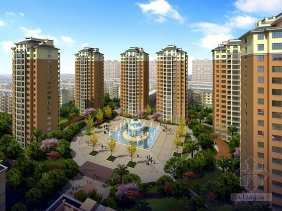 [浙江]高层花园住宅工程监理规划 170页(15栋高层 完整)