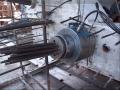桥梁工程70米箱梁预制架设及湿接头施工视频