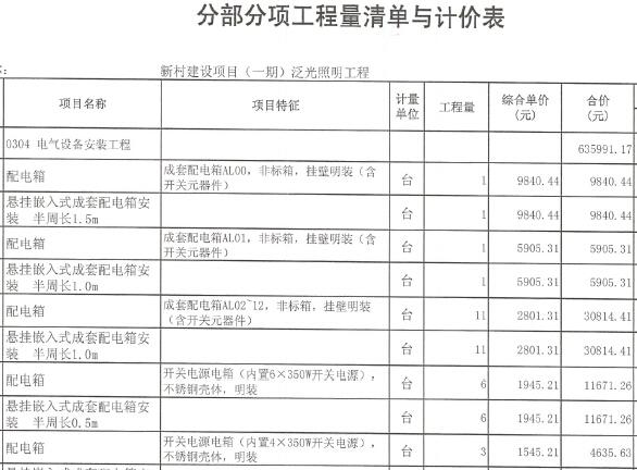 [浙江]住宅区泛光照明工程量图纸招标v照明价编清单阿迪达斯狗年图片