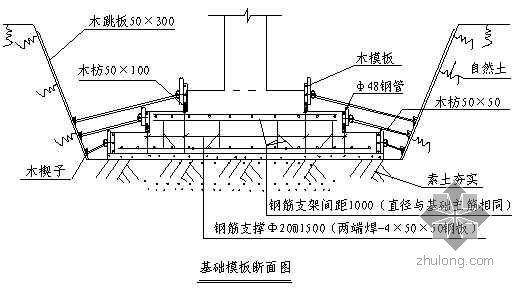 广东省某高层住宅施工组织设计(桩箱基础、框架)