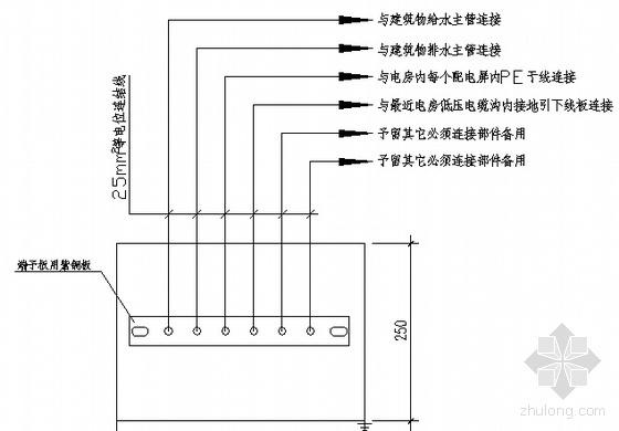 某网吧全套电气施工图