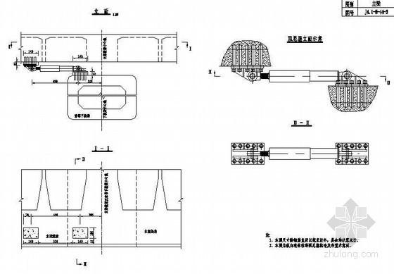 双塔双索面斜拉桥主桥结构支承体系节点详图设计