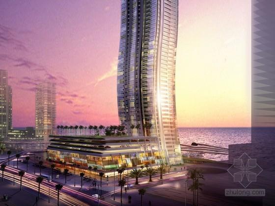 高层商业建筑