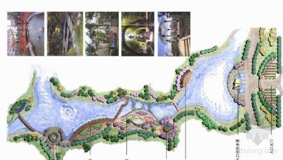 山东住宅小区景观规划方案全套