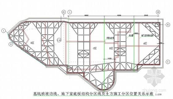 [湖北]框剪结构医院住院医技综合楼土方开挖方案(中建)