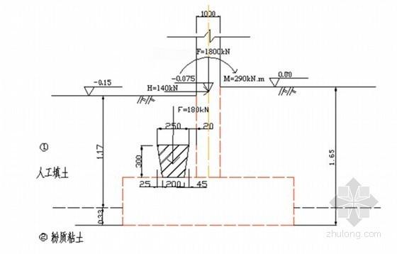 基础工程课程设计(柱下桩基础)