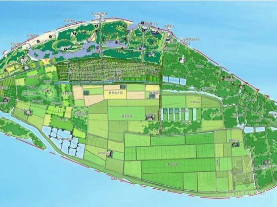 [杭州]风情小镇总体规划设计