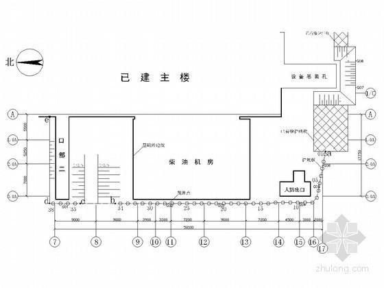 [北京]深基坑人工挖孔桩加锚杆支护施工组织设计(含计算书 CAD图)
