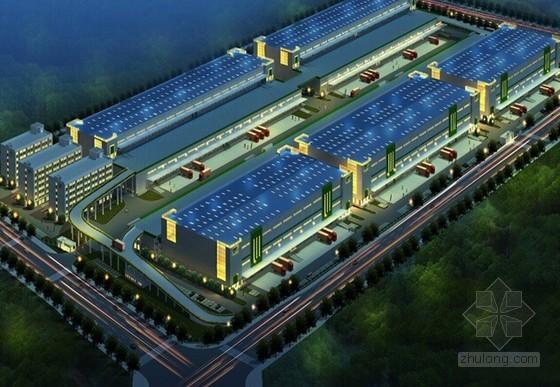 [浙江]物流园项目框架结构仓库工程施工组织设计