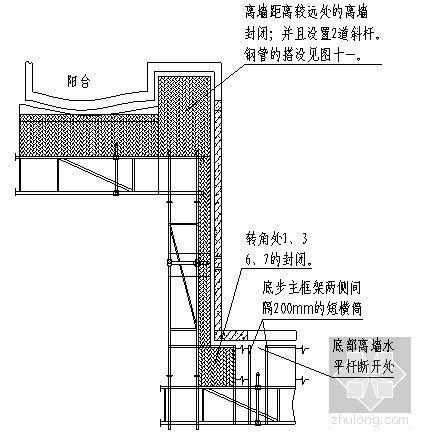 [中建]武汉市某高层住宅小区附着式升降脚手架施工方案